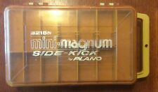 Plano Mini-Magnum #3215N Side-Kick Tackle Box