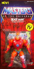 SUPER 7 – MASTER OF THE UNIVERSE – Beast Man  – Vintage Collection Action Figure