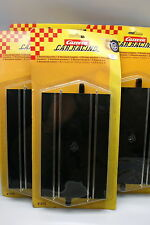 Carrera 1/32 - Lot de 5 Rails droit sous Blister Car Racing