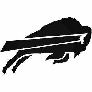 """Buffalo Bills NFL Decal """"Sticker"""" for Car or Truck or Laptop"""