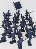 Soldiers Napoleonic French Imperial Eagle Soldiers 24 Figures Grand armee