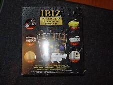 IBIZ World Class Everything Kit -3 32 oz Car Wash & Wax + Polish +Sheen