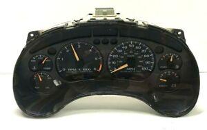 ✅ 01-05 Chevy S10 Speedometer Instrument Gauge Cluster 15069197 GM
