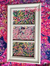 Lilly Pulitzer Framed Prints Pina Colada Head In Sand Beach LooT