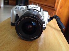 Canon Eos Ix Lite Aps Slr Film Camera With Canon 22-55mm Ultrasonic Lens