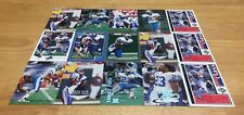 TERRY FAIR LOT OF 15 FOOTBALL CARDS DETROIT LIONS CORNERBACK TENNESSEE VOLS
