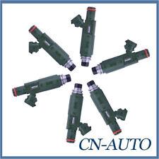Fuel Injectors 23209-66010 For ToyotaLand Cruiser Lexus LX450 4.5L 1FZ-FE 93-07