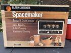 Black & Decker Spacemaker Toast-R-Oven broiler VINTAGE photo