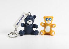 Dynevo === 2 x Werbefiguren Anhänger Bär / Bären
