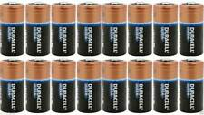 Duracell DL123A Ultra Lithium CR123A 3V 16 Batteries