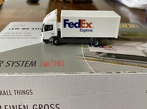 161592 Camion Fedex Faller Car System H0