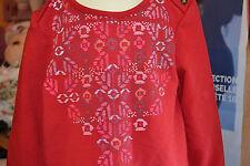 catimini robe neuve 6 ans la couleurs est lumineuse et gaie chaude rentree