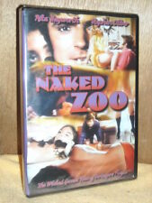 The Naked Zoo (DVD, 2005) NEW