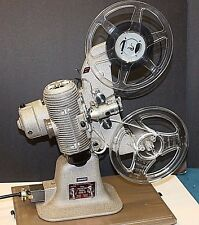 Bell and Howell 8mm Projector model 606 H, Serviced in excellent Working order