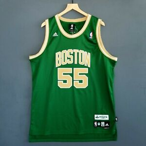 100% Authentic Wally Szczerbiak Adidas St. Patrick's Day Jersey Size XL Mens