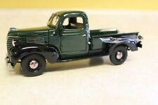 DANBURY MINT 1941 PLYMOUTH PICK UP with TITLE NEW GOTTA L@@K