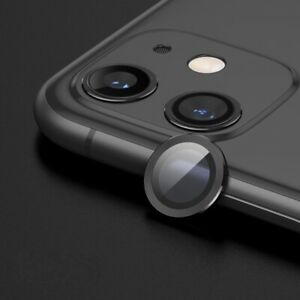 For iPhone 13 Pro Max Metal Ring Camera Lens Protector Freely Color Matching HD