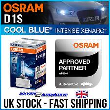 1x OSRAM D1S COOL BLUE INTENSE XENARC HID XENON BULB 5000K +20% Brighter