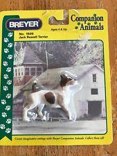 Breyer Companion Animal Jack Russell Terrier Nib Dog #1505