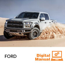 Ford Truck - Digital Service and Repair Manual Online Access