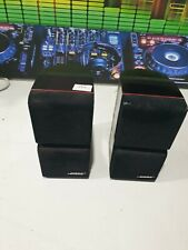 E548 Bose red line double cube speakers, Good condition and full working order