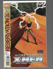 Marvel Comics Ultimate Comics X-MEN XMEN / 20 / #20 / Reservation