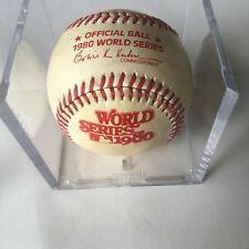 1980 Phillies Signed World Series Baseball Mike Schmidt Pete Rose Steve Carlton