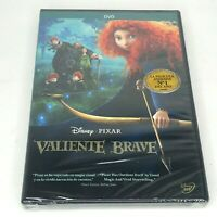 NEW Brave DVD Spanish Version Animated Childrens Movie Rated PG Sealed