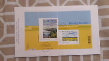 2006 CANADA- Art Canada - Dorothy Knowles- FDC STAMPS