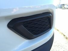 NEW OEM NISSAN 2014-2016 ROGUE DRIVERS SIDE FOG LIGHT BEZEL / BLACKOUT