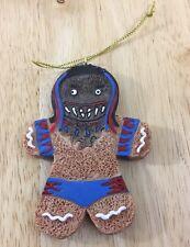 Finn Balor Gingerbread Demon Ornament Christmas Holiday Wwe