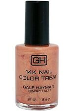 Gale Hayman Nail Polish 14k Gold - 15ml