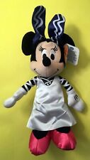 New listing Disney Walmart Minnie Mouse Bride of Frankenstein Plush Toy Halloween stuffed