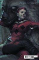 Dark Nights Death Metal #2 Artgerm Harley Quinn Variant 1st Print 2020 NM