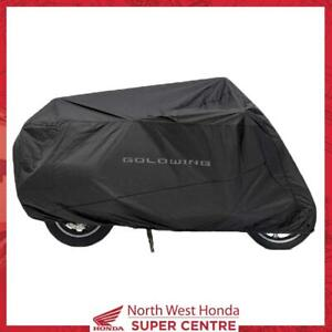 Genuine Honda GL1800 Goldwing 2018-2020 Cycle Cover Trunk Type (Black)