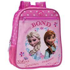 Mochila Frozen Disney Elsa 27cm Junior Guarderia