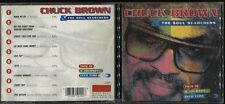 CD CHUCK BROWN & THE SOUL SEARCHERS THIS IS A JOURNEY...INTO TIME 1992