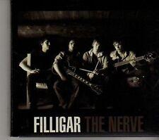 (CR407) Filligar, The Nerve - 2010 CD