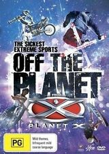 OFF THE PLANET THE SICKEST EXTREME SPORTS DVD BRAND NEW SEALED!