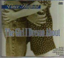 (AM465) Vince Hathield, The Girl I Dream About - DJ CD
