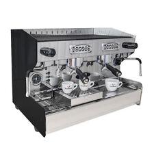 Espressomaschine Siebträgermaschine SAB Prestige / Jolly 2 Gr. Autom. Schwarz