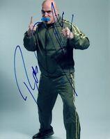 Bas Rutten Signed Autographed 8x10 Photo UFC MMA Fighter COA AB