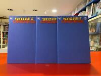 Secret Origins #1 Superman Turkish Blue Blank Sketch Exclusive Variant