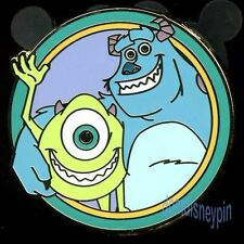 Disney Pin Disney's *Best Friends* Mystery Series - Mike and Sulley!