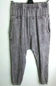 BNWT Free People FP Movement mid rise slouchy harem style joggers XS lounge NEW