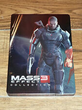 """Mass Effect 3 Collection STEELBOOK G1 uniquement """"NO GAME"""""""