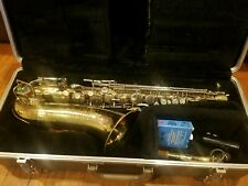 Buescher aristocrat alto saxophone With  Mouthpiece and Case