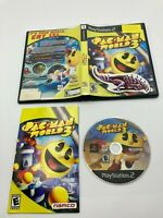 Sony PlayStation 2 PS2 CIB Complete Tested Pac-Man World 3  Ships Fast