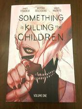 SOMETHING IS KILLING THE CHILDREN Volume 1 TP Jenny Frison Variant NEW & UNREAD