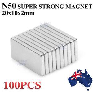 Up to 100pc N50 Super Strong Round Block Fridge Magnet Rare Earth Neodymium
